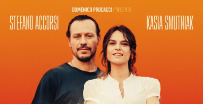 """Grande successo al cinema per il film """"MADE IN ITALY"""" di LUCIANO LIGABUE, con STEFANO ACCORSI e KASIA SMUTNIAK!"""